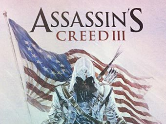 Плакат Assassin's Creed 3