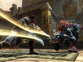 Скриншот Kingdoms of Amalur: Reckoning