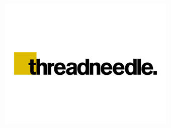 Логотип Threadneedle