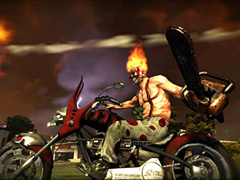 Скриншот Twisted Metal