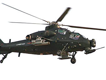 WZ-10. Фото Chinese Military Review