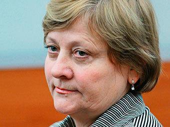 Светлана Пеунова. Фото РИА Новости, Виталий Белоусов