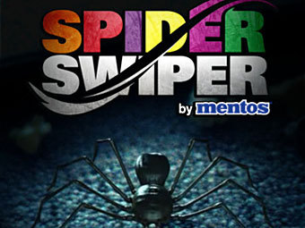Скриншот Spider Swiper by Mentos