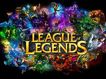 Заставка League of Legends