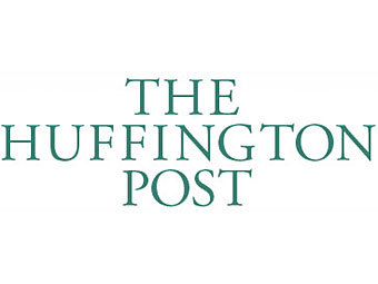 Логотип The Huffington Post