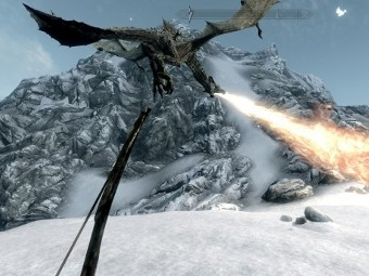 Cкриншот The Elder Scrolls V: Skyrim