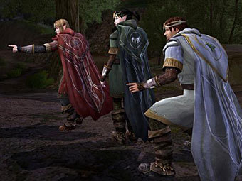 Скриншот The Lord of the Rings Online: Rise of Isengard
