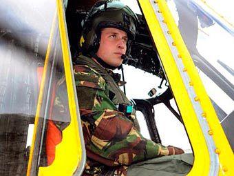 Принц Уильям. Фото (c)AFP