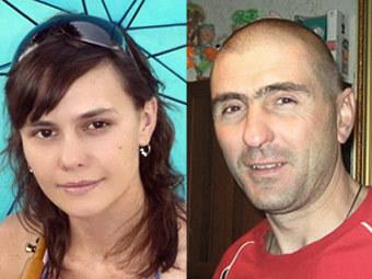 Анастасия Черепанова и Игорь Матюков. Фотографии с сайта v1.ru
