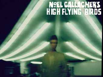 "Фрагмент обложки альбома ""Noel Gallagher's High Flying Birds"""