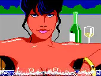 Скриншот Leisure Suit Larry in the Land of the Lounge Lizards