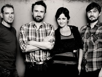 The Cranberries. Фото с сайта группы