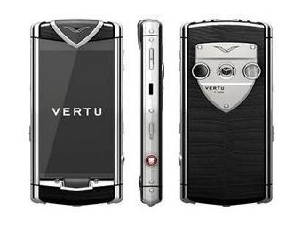 Vertu Constellation T, фото с сайта bluetooth.com