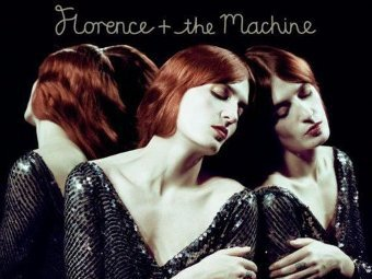 "Фрагмент обложки альбома ""Ceremonials"" Florence + The Machine"