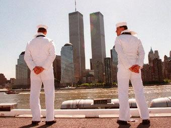 Всемирный торговый центр в Нью-Йорке. Фото (c)AFP, 1994