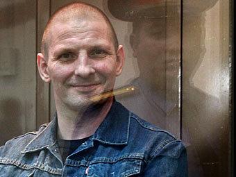 Сергей Буторин в Мосгорсуде, 6 сентября 2011 года. Фото РИА Новости, Андрей Стенин