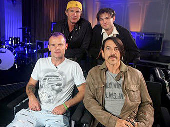 Red Hot Chili Peppers. Фото (c)AP