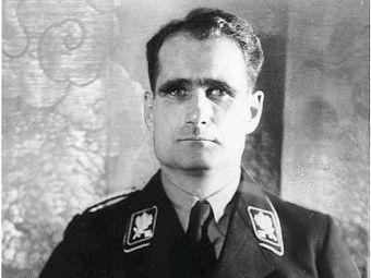 Рудольф Гесс. Фото Bundesarchiv