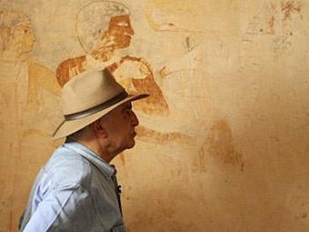 Захи Хавасс. Фото (c)AFP
