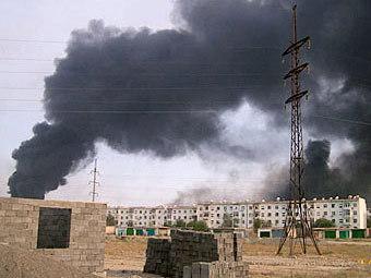 """В окрестностях Абадана 7 июля 2011 года. Фото  """"Ферганы.Ру"""""""