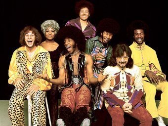 Sly and the Family Stone, фото с сайта last.fm