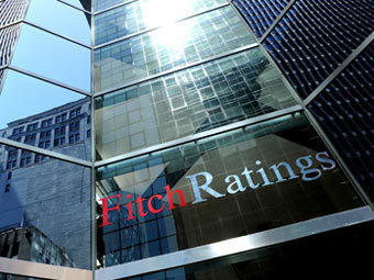 Здание Fitch Ratings. Фото (c)AFP