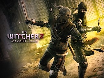Арт к игре The Witcher 2: Assassins of Kings