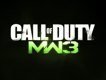 Логотип Call of Duty: Modern Warfare 3