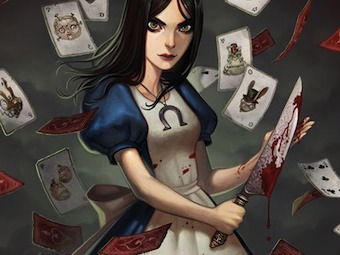 Арт из игры Alice: Madness Returns