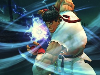 Скриншот из Super Street Fighter IV 3D Edition