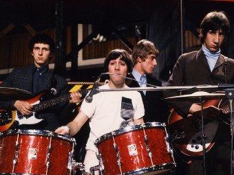 The Who, фото с сайта группы