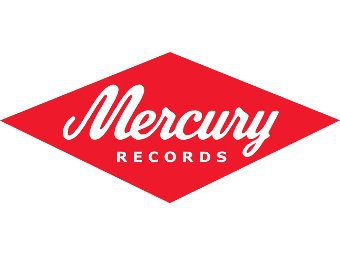 Логотип Mercury Records