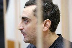 Александр Солодкин-младший в зале суда. Фото ИТАР-ТАСС