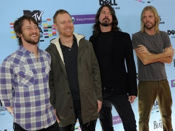 Foo Fighters. Фото (c)AFP