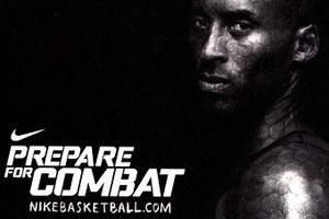 Коби Брайант в рекламе Nike