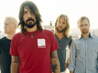 Foo Fighters, фото с сайта last.fm