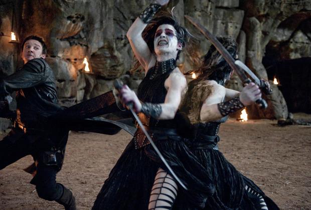 Кадр из фильма «Охотники на ведьм»