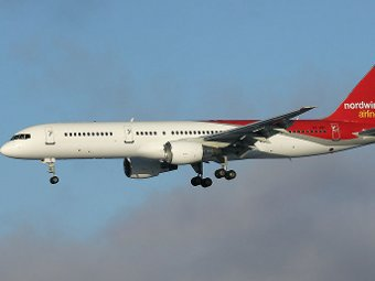 Nordwind Airlines Boeing 757