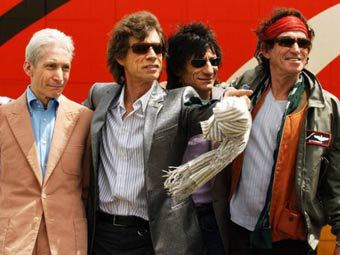 The Rolling Stones, фото (c)AFP