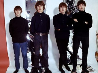 The Beatles, фото с сайта thebeatles.com