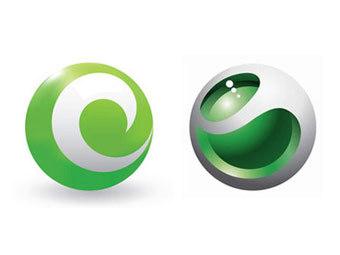 Логотипы Clearwire и SonyEricsson