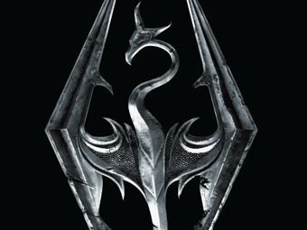 Логотип The Elder Scrolls V: Skyrim