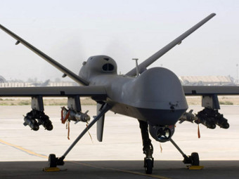 MQ-9 Reaper. Фото с сайта defenseindustrydaily.com