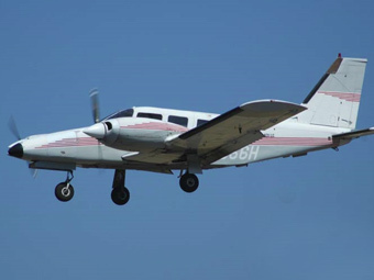 Piper Pa-34. Фото с сайта air-and-space.com