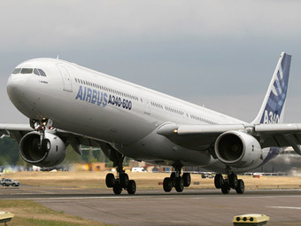 Airbus A340. Фото (c)AFP