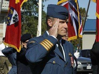 Полковник Дэвид Рассел Уильямс. Фото, переданное (c)AP