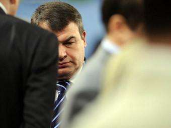 Анатолий Сердюков. Фото (c)AFP