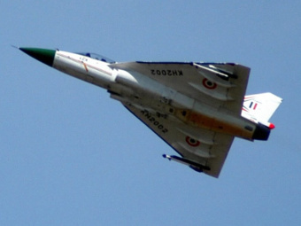 Tejas Mk.1. Фото с сайта defenseindustrydaily.com