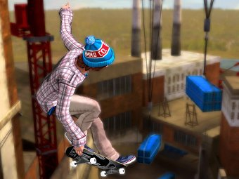 Скриншот Tony Hawk Shred