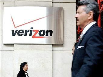 Штаб-квартира Verizon Wireless. Фото (c)AFP